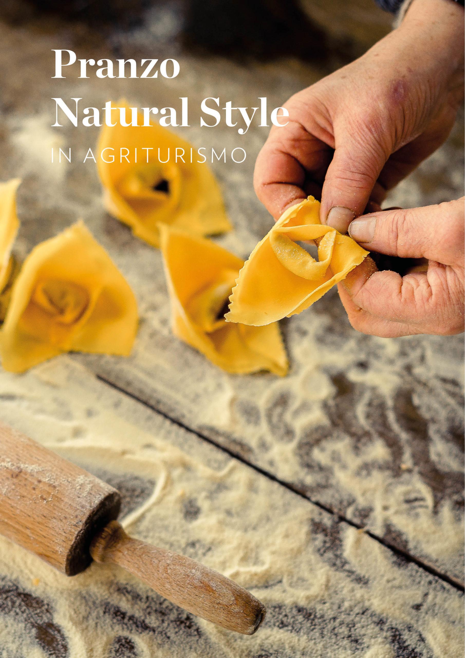 Pranzo Natural Style